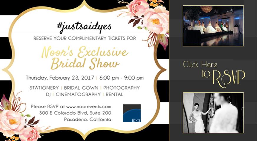 Noor's Exclusive Bridal Show