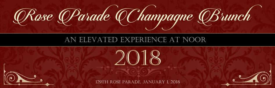 Rose Parade 2018