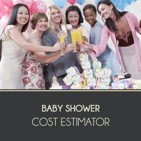 Baby Shower Cost Estimator