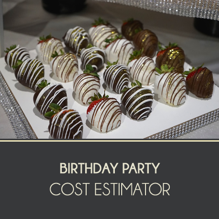 Birthday Cost Estimator