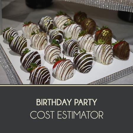 Birthday Cost Estimator