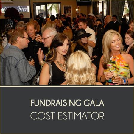 Fundraising Gala Cost Estimator