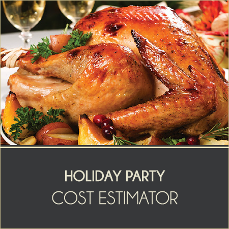 Holiday Party Cost Estimator