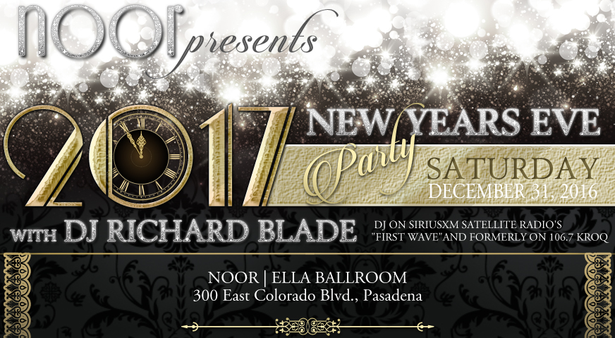 Noor's New Years Eve Party 2017