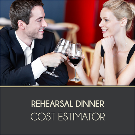 Rehearsal Dinner Cost Estimator