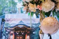 Details From Karen & Joseph's Beautiful Wedding at Noor