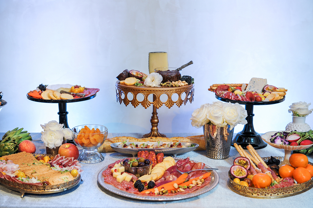 Noor-Charcuterie Display