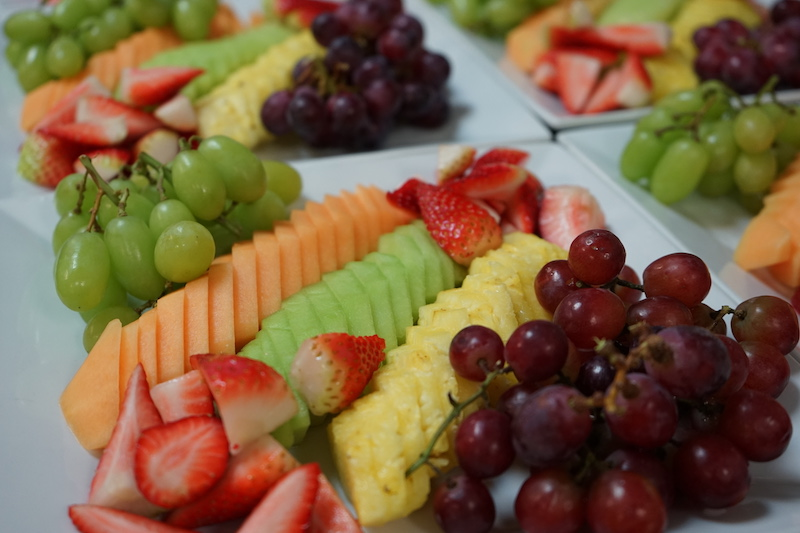 Noor-Fresh Fruit Platter
