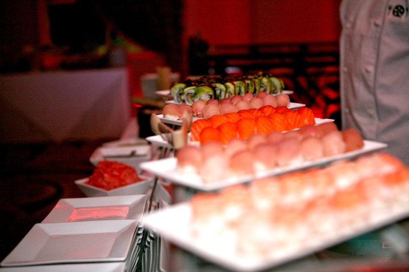 Noor-Sushi Display_I