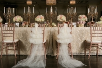 3. Sofia Ballroom Table Setting