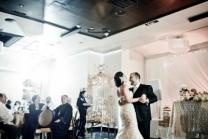 5. Bride and Groom Dancing