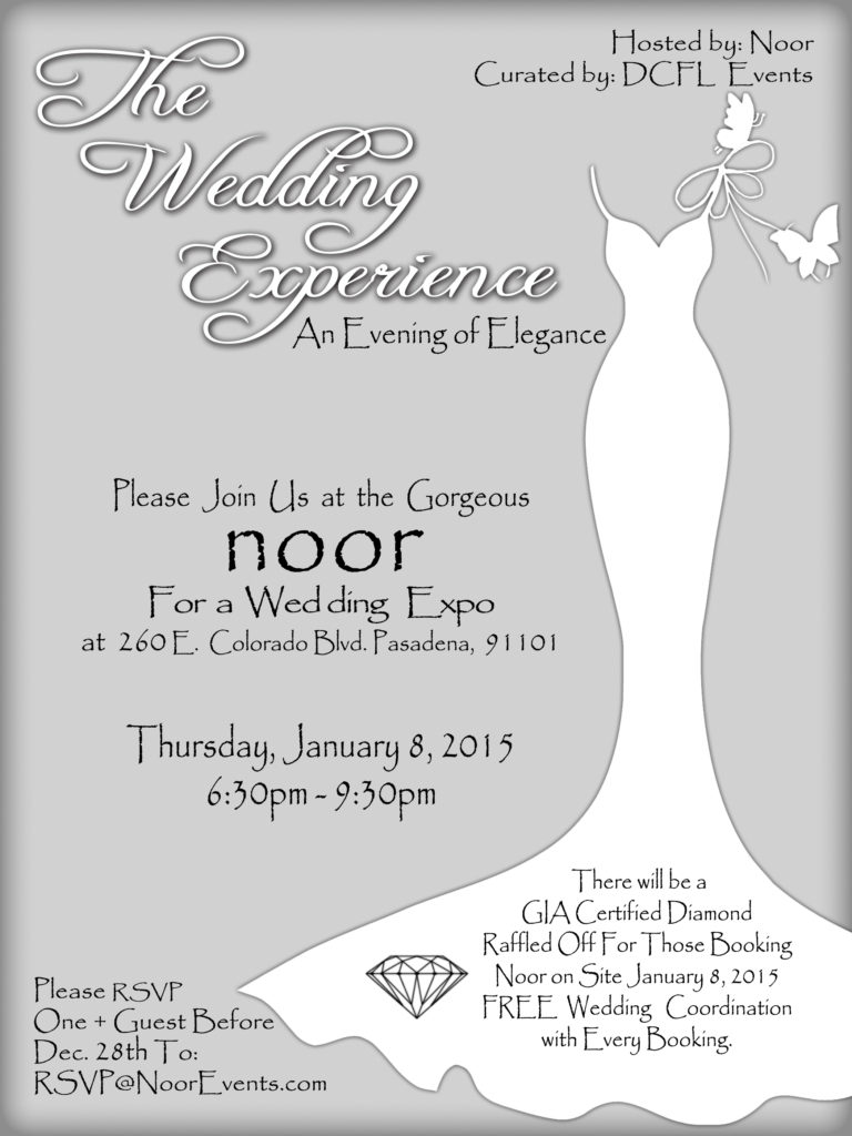 1-8-15 The Wedding Experience