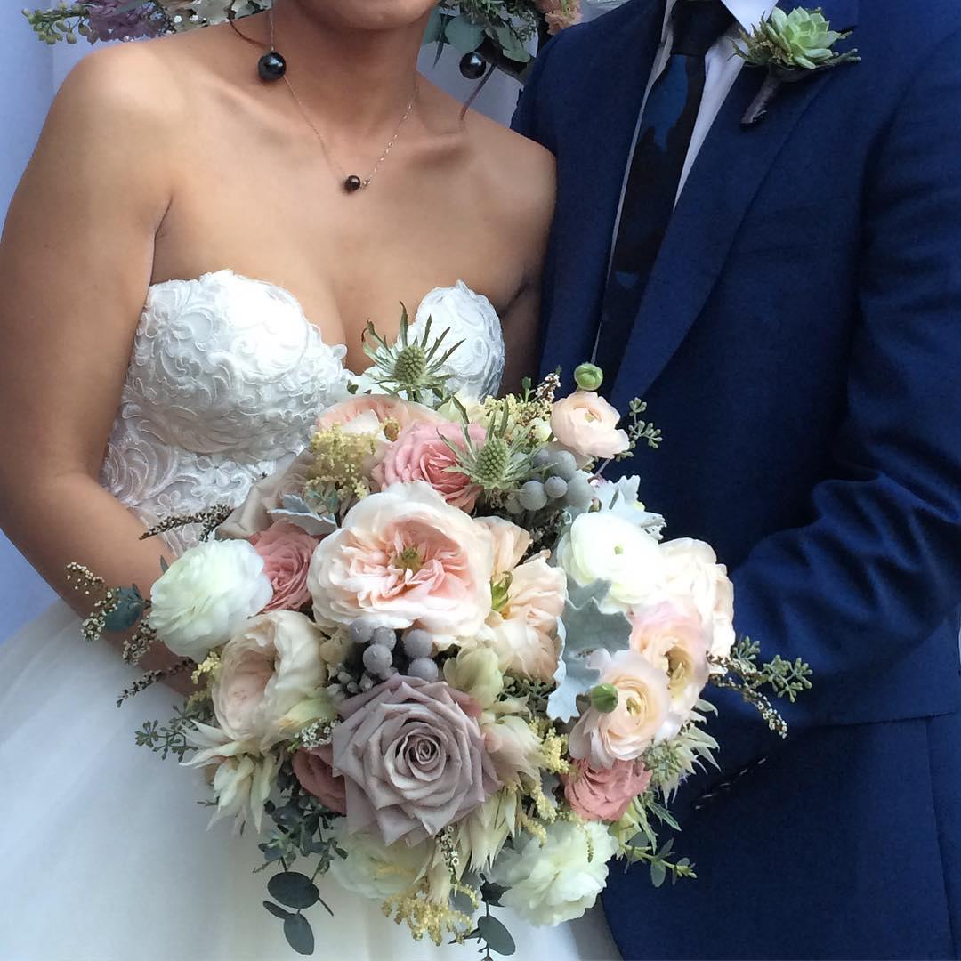 Perfect Flowers Fanny Amp Dereks Wedding At Noor