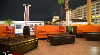 al fresco lounge at noor in los angeles