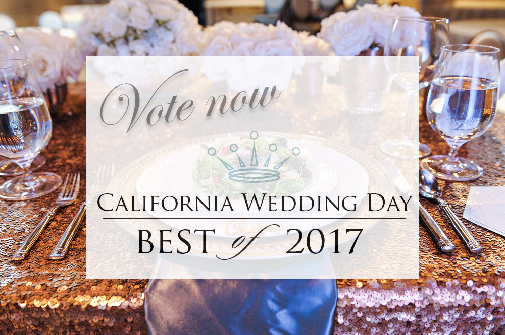 California Wedding Day Best of 2017 Noor Nomination