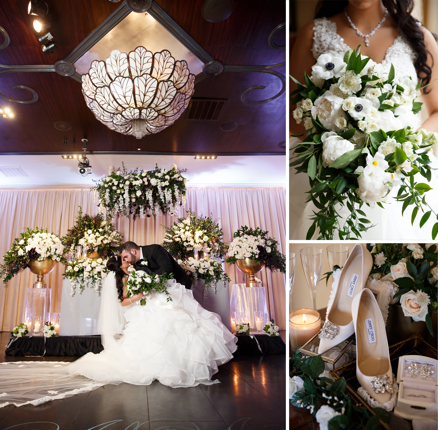 Wedding Flowers and Inspiration at Noor Pasadena
