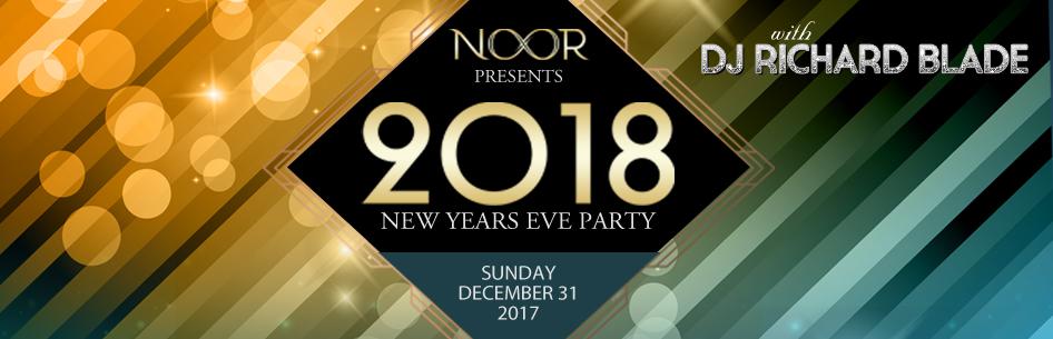 Noor's New Years Eve Party 2018