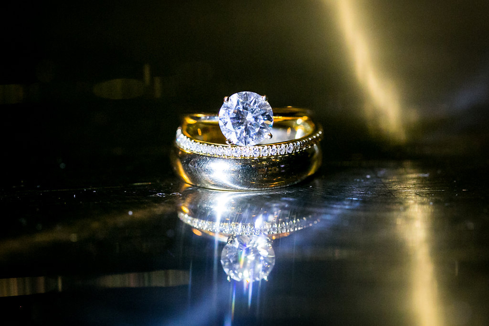 Los Angeles Wedding Rings