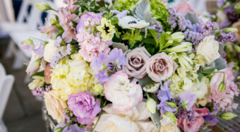 Los Angeles Wedding Ceremony Flowers