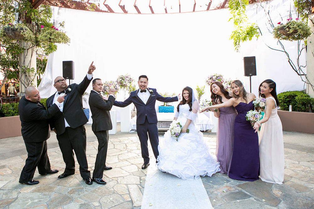 Los Angeles Wedding Party
