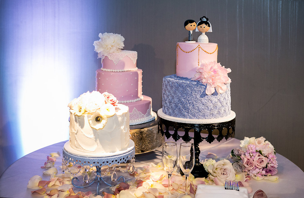Los Angeles Wedding Cakes