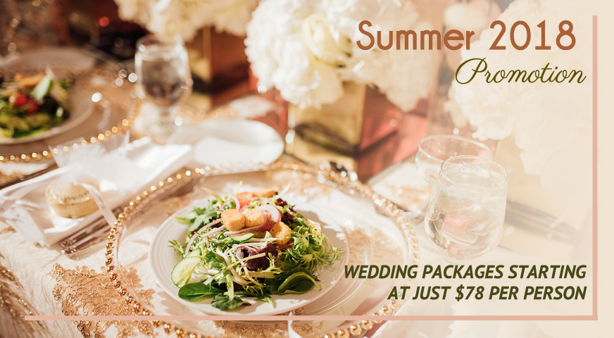 Los Angeles Wedding Packages