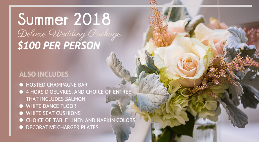 Los Angeles Deluxe Wedding Package