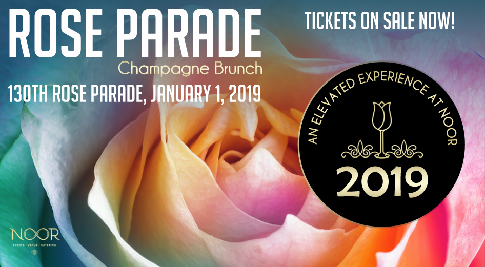 Rose Parade 2019 Tickets