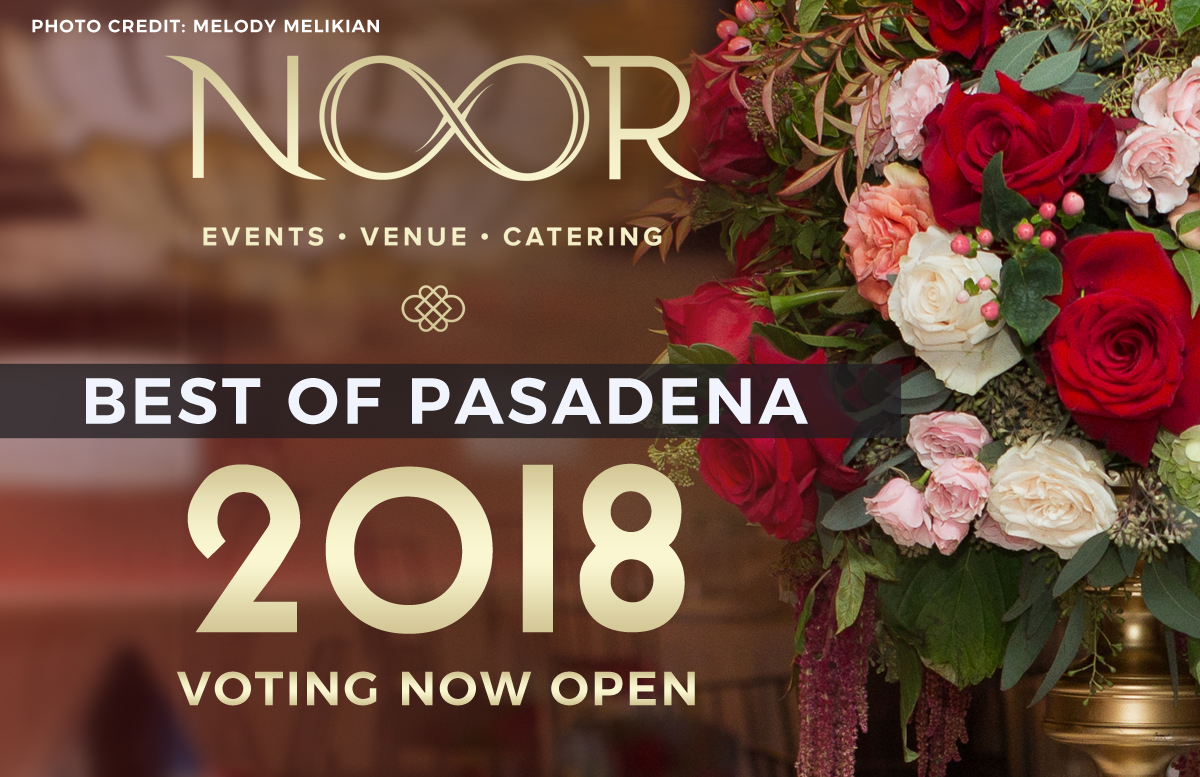 Best Wedding Venue Best of Pasadena Awards