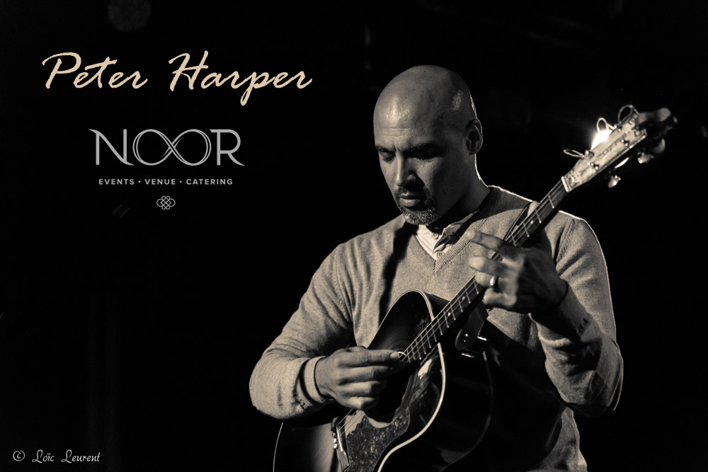 Live Music in Los Angeles Peter Harper at NOOR