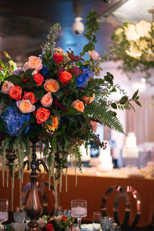 Wedding Show Floral Design
