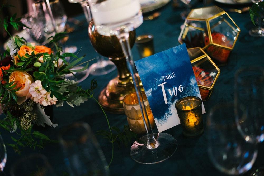 Wedding Show Table Inspiration