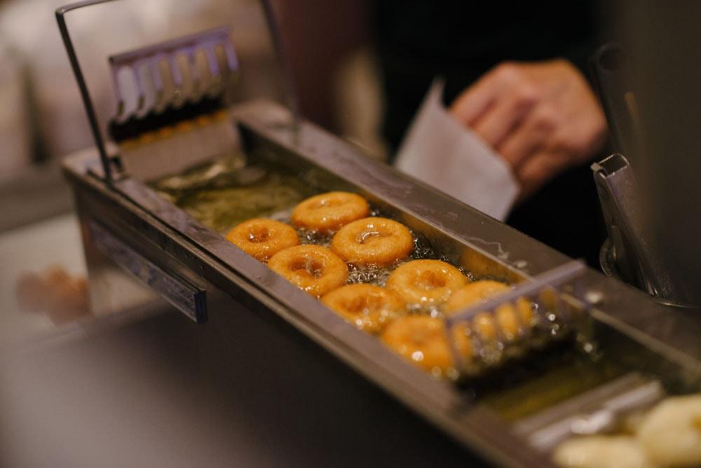 Wedding Show Mini Donuts