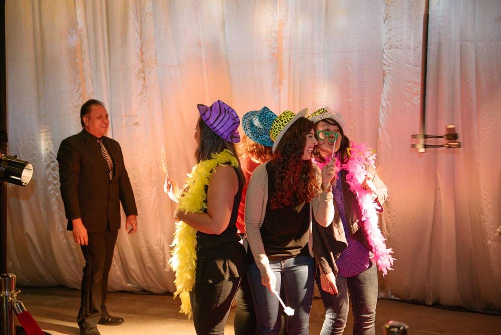 Wedding Show 360 Degree Photobooth