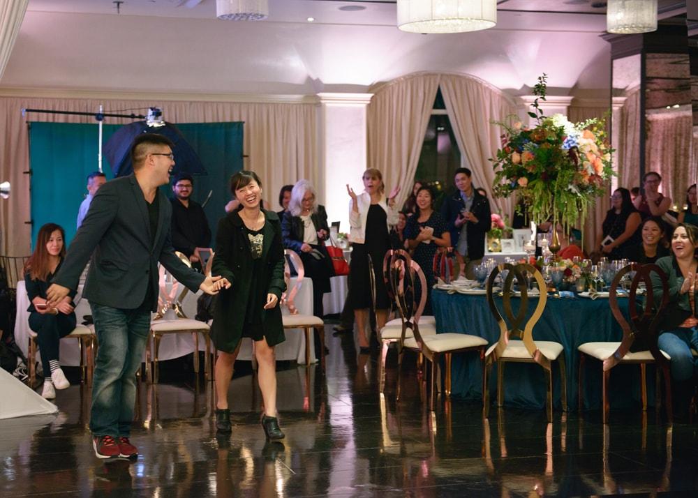 Wedding Show Raffle Winners