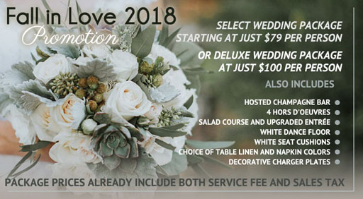 Affordable Wedding Package