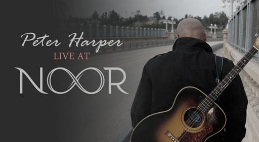 Peter Harper Live Music at NOOR