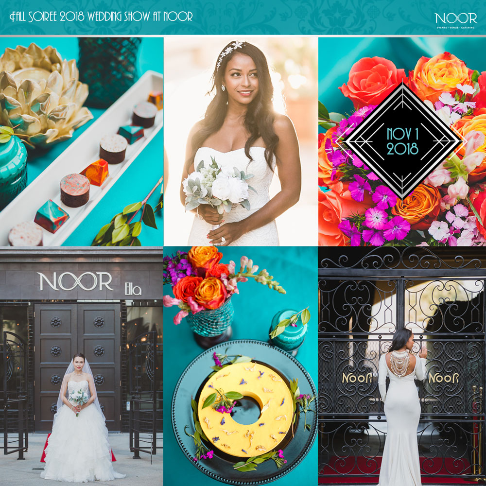 Los Angeles Wedding Show Brides and Inspiration