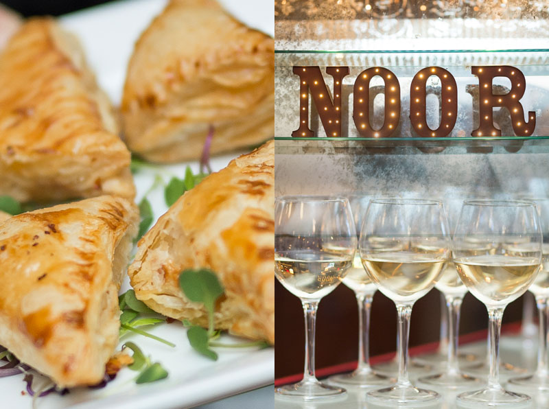armenian wedding cuisine and the bar at noor los angeles
