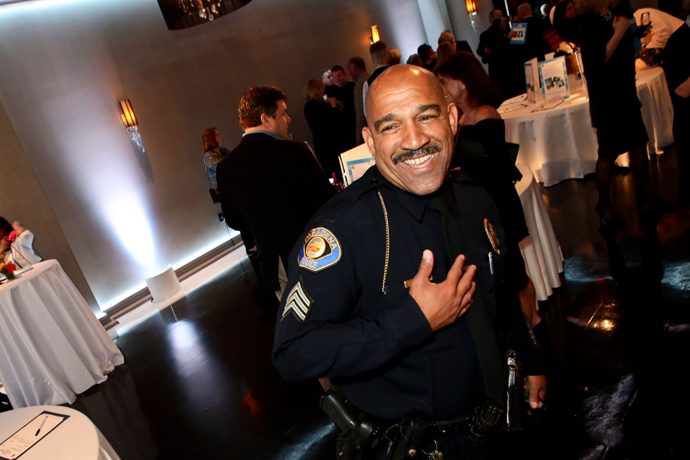 Sergeant Glenn C. Thompson Pasadena Police Department