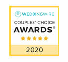 wedding wire couples choice wedding venue award