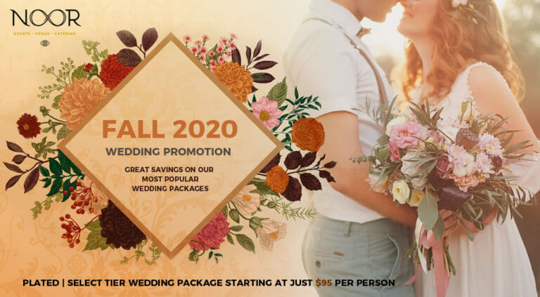 los angeles fall 2020 wedding promotion